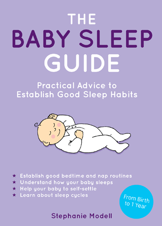 The Baby Sleep Guide Front Cover